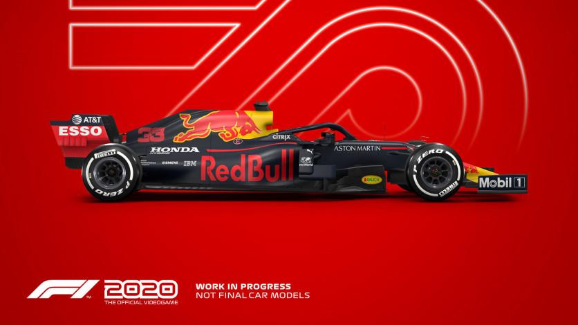 Screenshot 8 - F1 2020 Deluxe Schumacher Edition