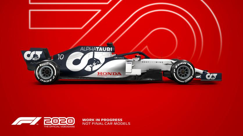 Screenshot 6 - F1 2020 Deluxe Schumacher Edition
