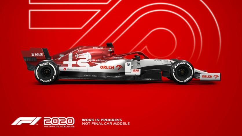 Screenshot 9 - F1 2020 Deluxe Schumacher Edition
