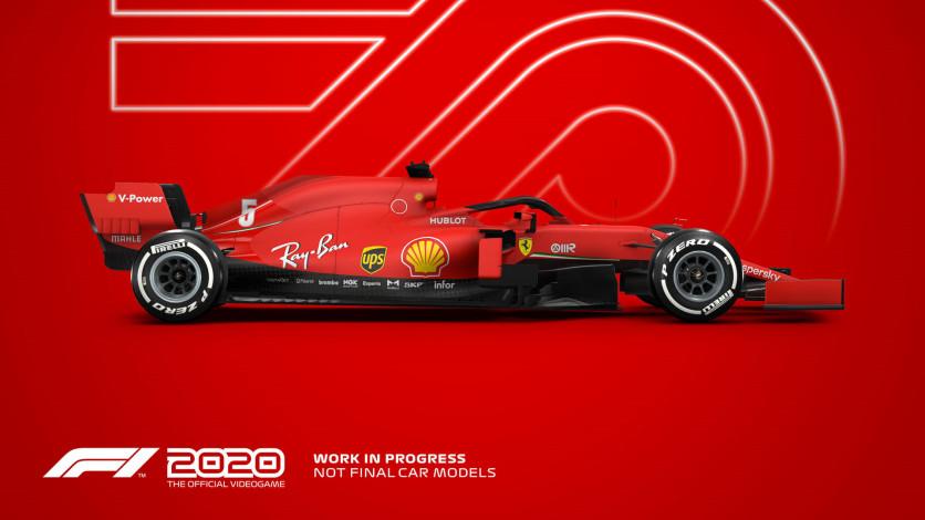 Screenshot 2 - F1 2020 Deluxe Schumacher Edition