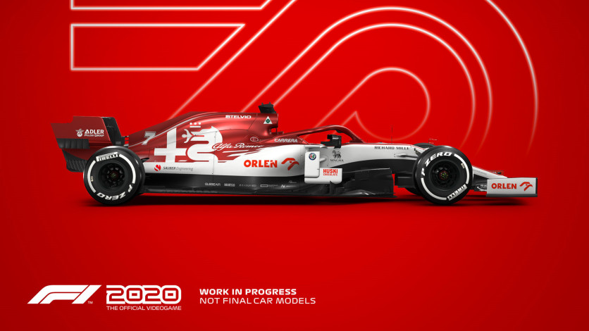 Screenshot 3 - F1 2020 Deluxe Schumacher Edition