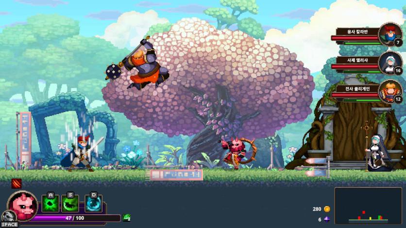 Screenshot 2 - Skul: The Hero Slayer