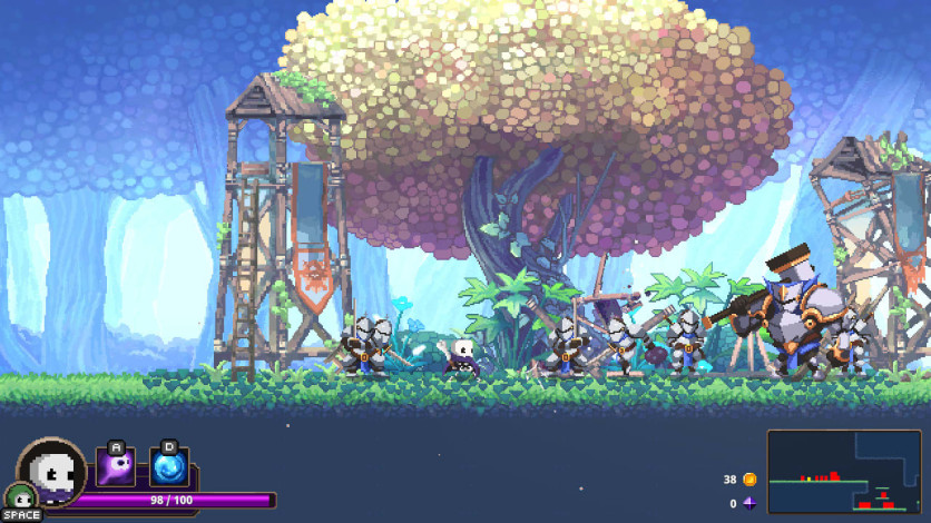 Screenshot 3 - Skul: The Hero Slayer