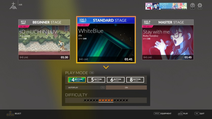 Screenshot 6 - DJMAX RESPECT V