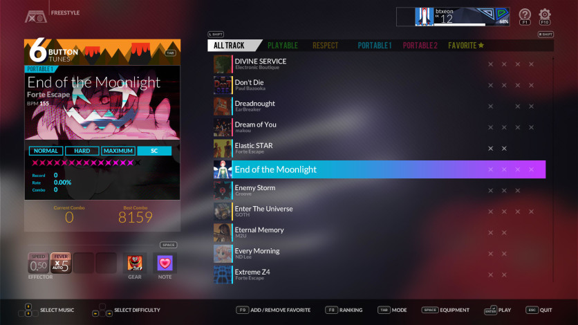 Screenshot 10 - DJMAX RESPECT V