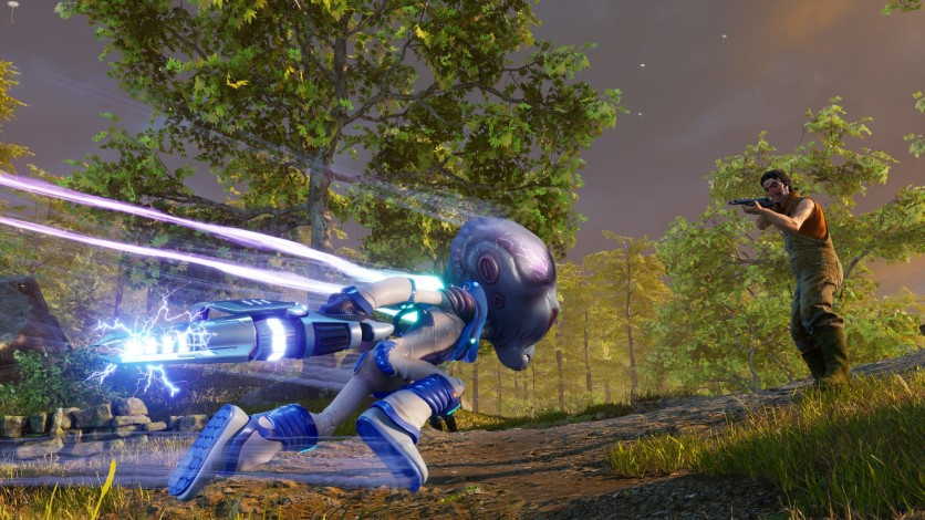 Screenshot 6 - Destroy All Humans!