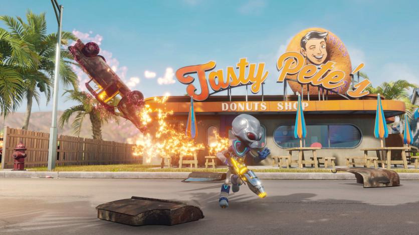 Screenshot 20 - Destroy All Humans!