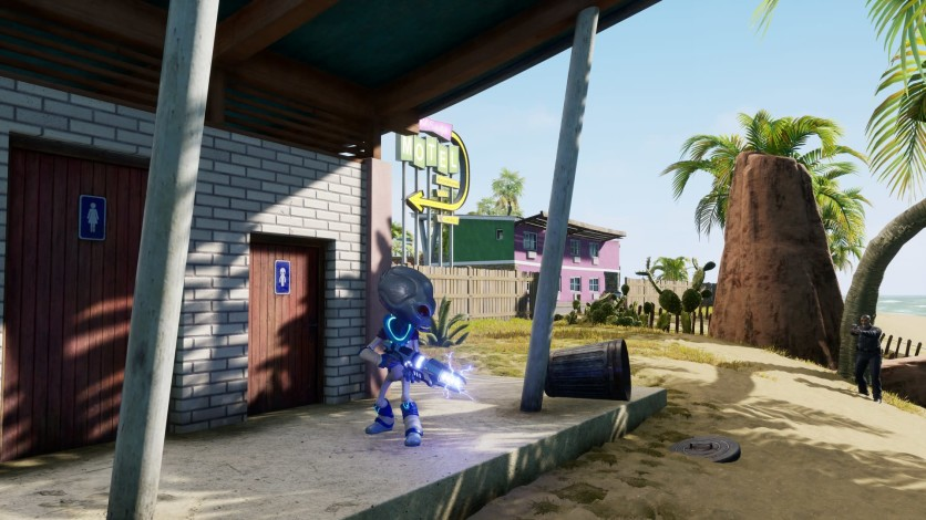 Screenshot 10 - Destroy All Humans!