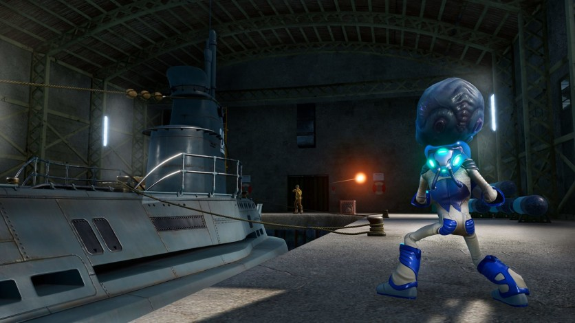 Screenshot 8 - Destroy All Humans!