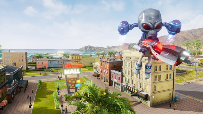 Screenshot 5 - Destroy All Humans!
