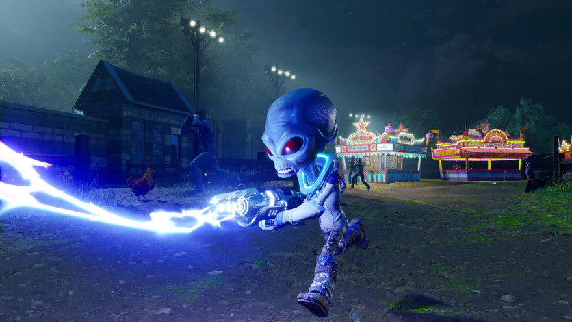 Screenshot 13 - Destroy All Humans!