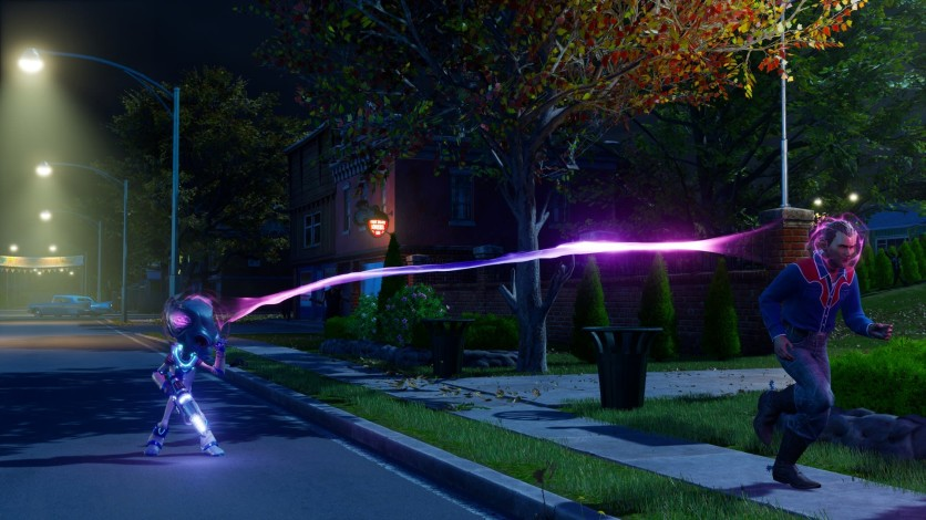 Screenshot 4 - Destroy All Humans!