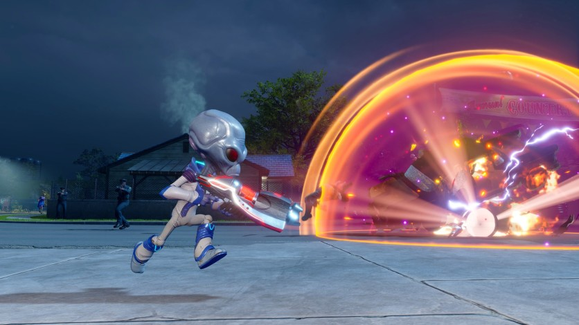 Screenshot 7 - Destroy All Humans!