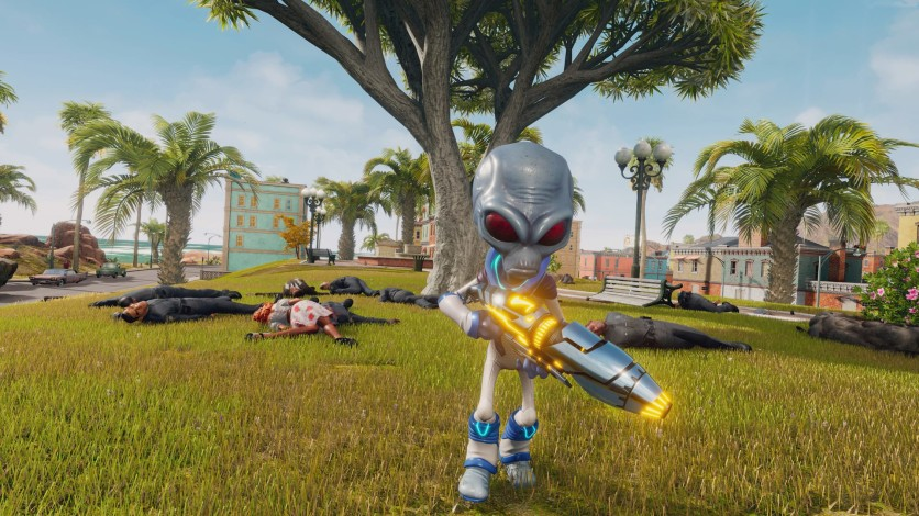 Screenshot 17 - Destroy All Humans!
