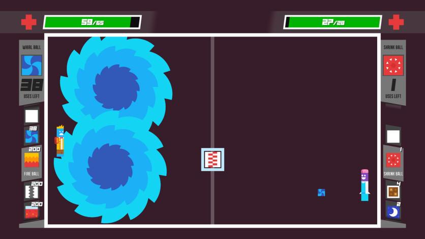 Screenshot 9 - PONG Quest