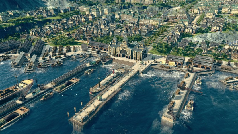 Screenshot 5 - Anno 1800 - Complete Edition