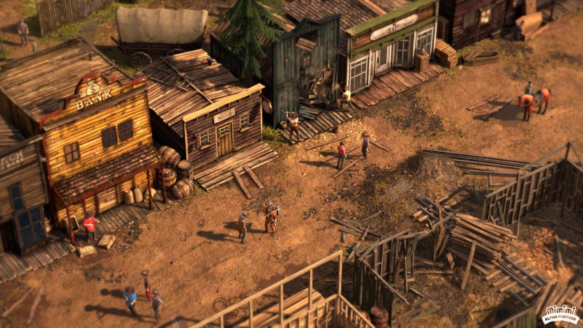 Screenshot 9 - Desperados III - Digital Deluxe Edition