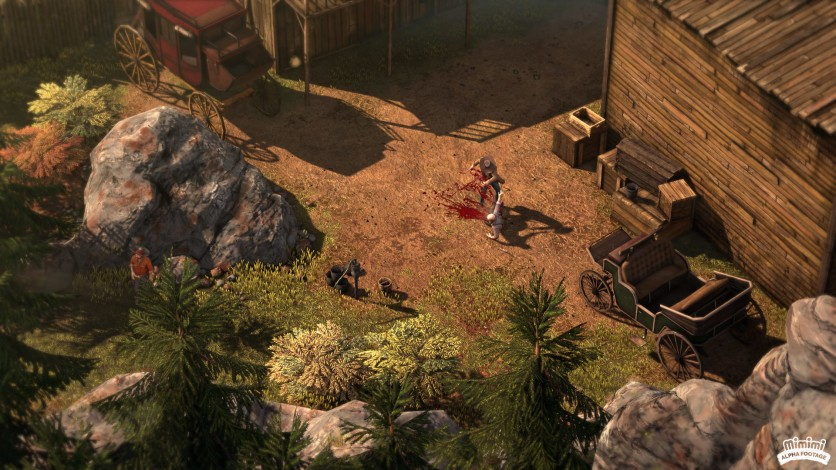 Screenshot 2 - Desperados III - Digital Deluxe Edition