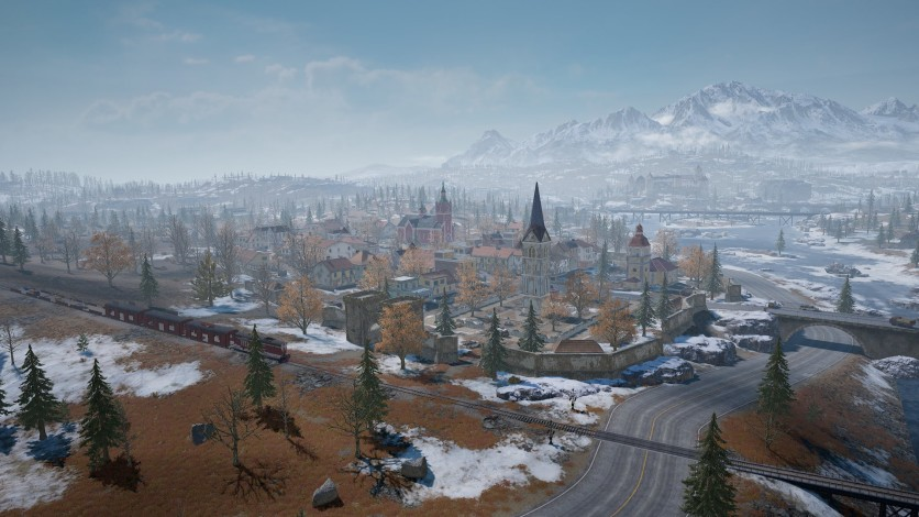 Screenshot 1 - PUBG: Survivor Pass: Cold Front