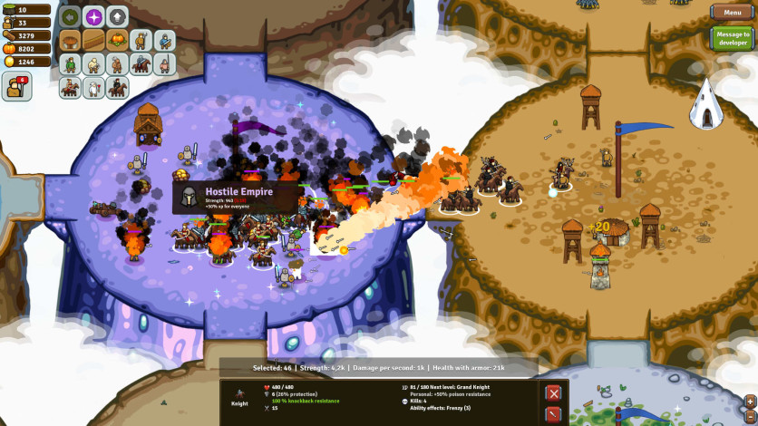 Screenshot 8 - Circle Empires Rivals