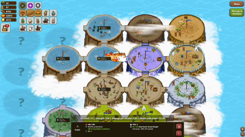 Screenshot 3 - Circle Empires Rivals