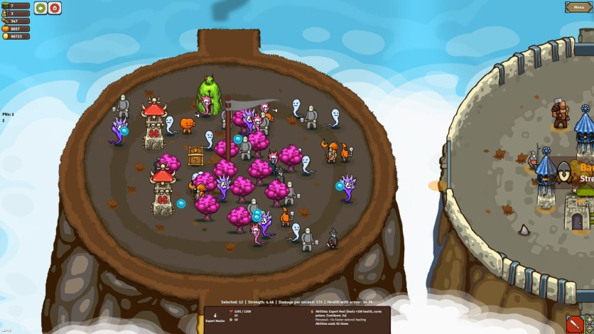 Screenshot 7 - Circle Empires Rivals