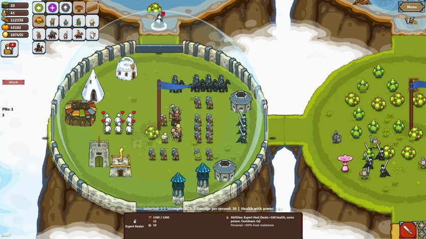 Screenshot 4 - Circle Empires Rivals