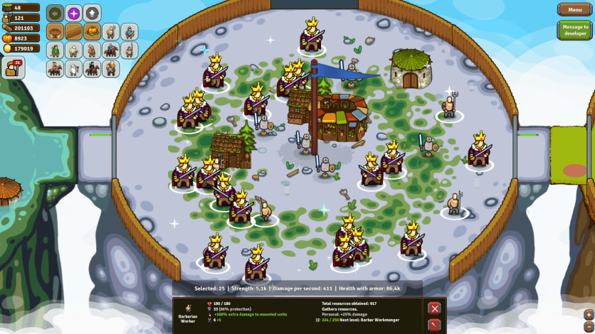 Screenshot 5 - Circle Empires Rivals