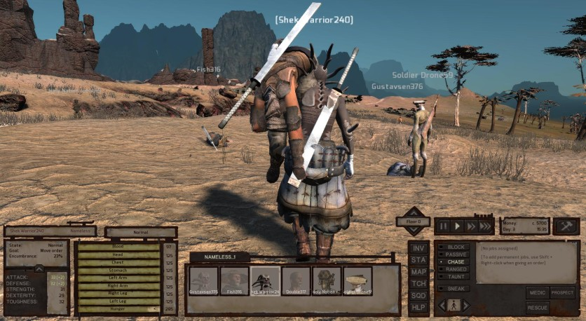 Screenshot 4 - Kenshi