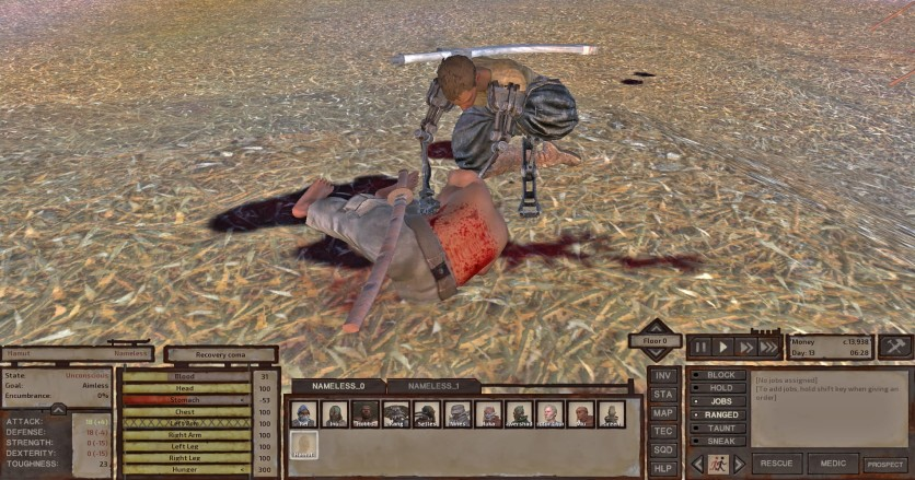 Screenshot 10 - Kenshi