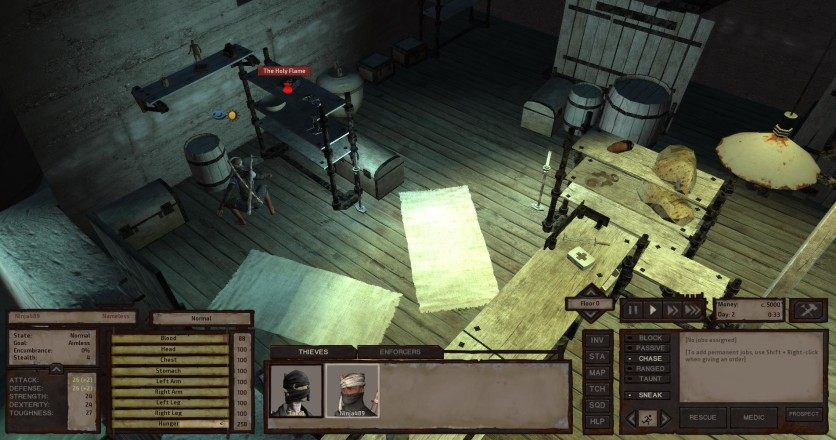 Screenshot 6 - Kenshi