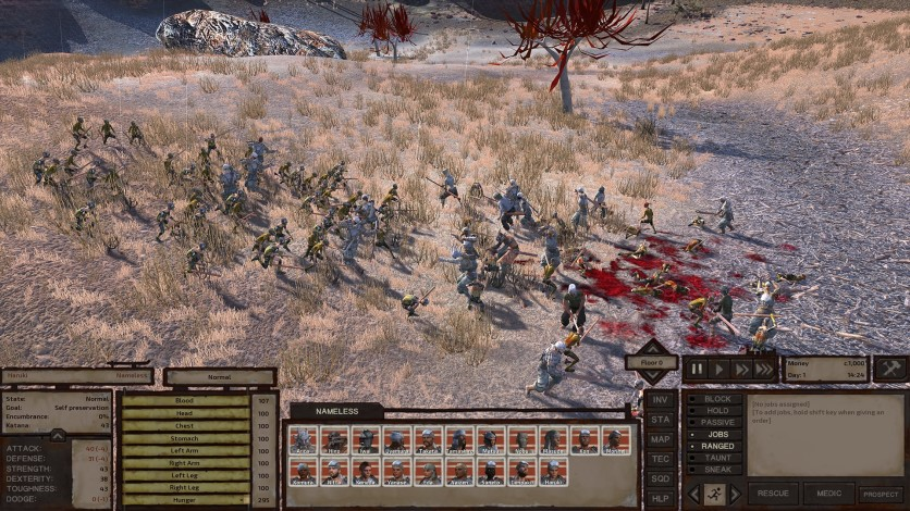 Screenshot 3 - Kenshi