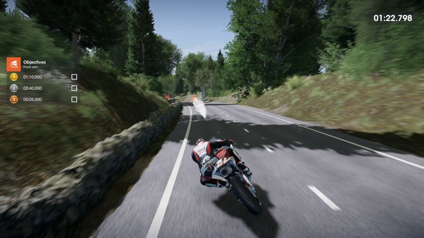 Screenshot 2 - TT Isle of Man Ride on the Edge 2