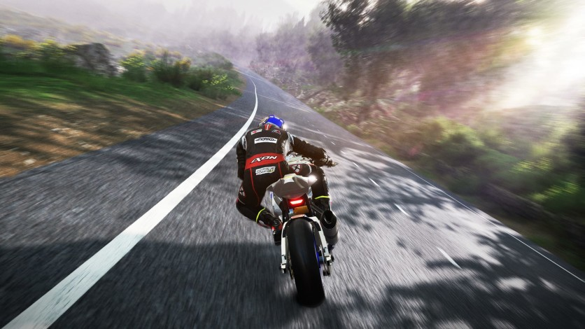 Screenshot 3 - TT Isle of Man Ride on the Edge 2