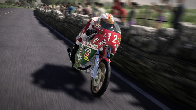 Screenshot 3 - TT Isle of Man 2 Ducati 900 - Mike Hailwood 1978