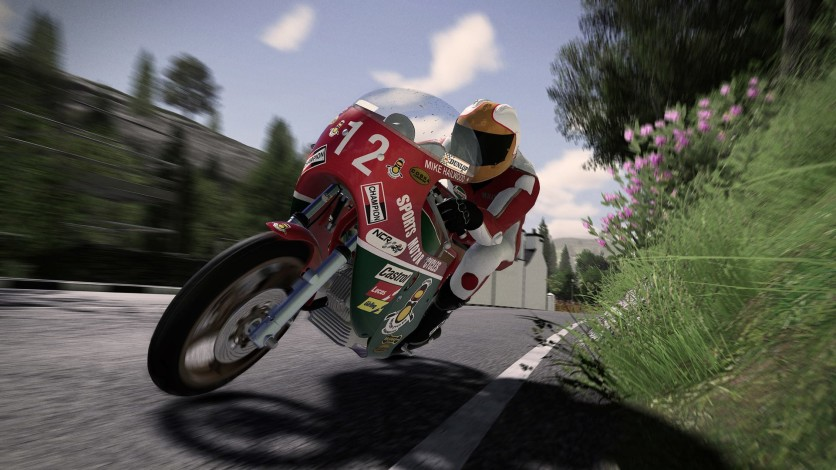 Screenshot 2 - TT Isle of Man 2 Ducati 900 - Mike Hailwood 1978