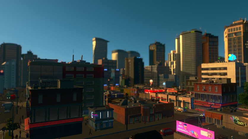 Screenshot 1 - Cities: Skylines - Coast to Coast Radio