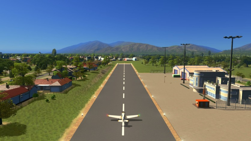 Screenshot 2 - Cities: Skylines - Sunset Harbor