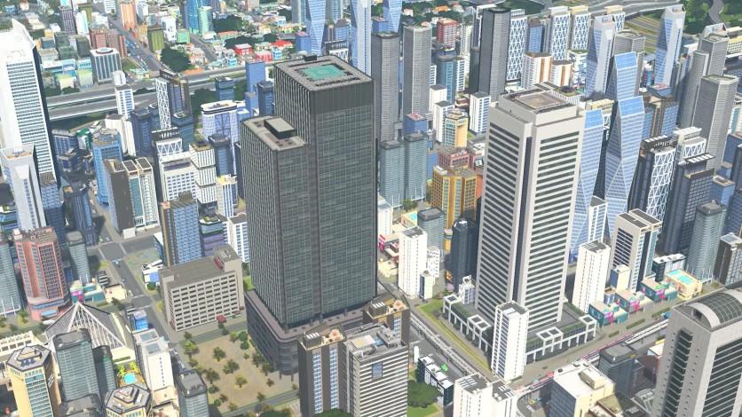 Screenshot 5 - Cities: Skylines - Content Creator Pack: Modern Japan