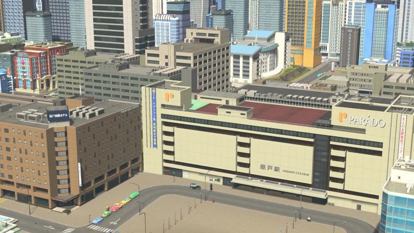 Screenshot 3 - Cities: Skylines - Content Creator Pack: Modern Japan
