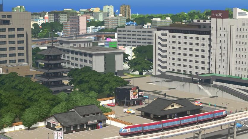 Screenshot 6 - Cities: Skylines - Content Creator Pack: Modern Japan