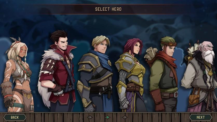 Screenshot 6 - Gordian Quest