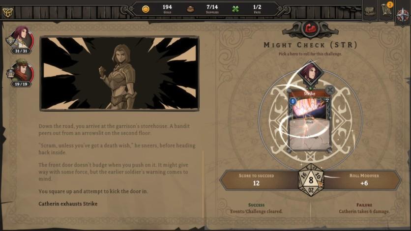 Screenshot 10 - Gordian Quest