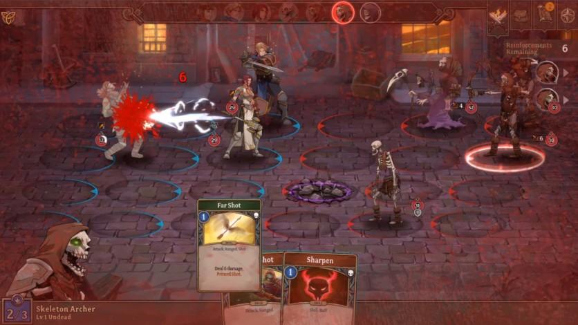 Screenshot 11 - Gordian Quest