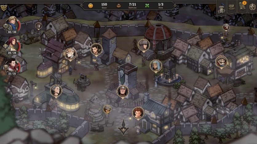 Screenshot 9 - Gordian Quest