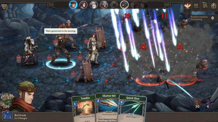 Screenshot 7 - Gordian Quest