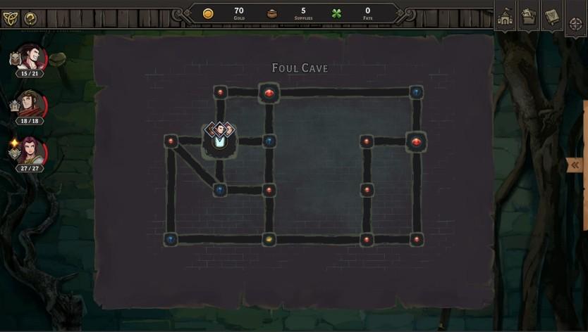 Screenshot 8 - Gordian Quest