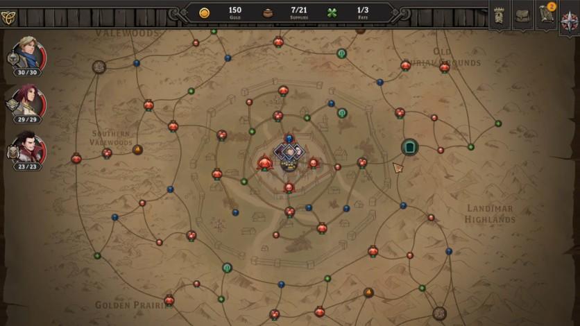Screenshot 12 - Gordian Quest