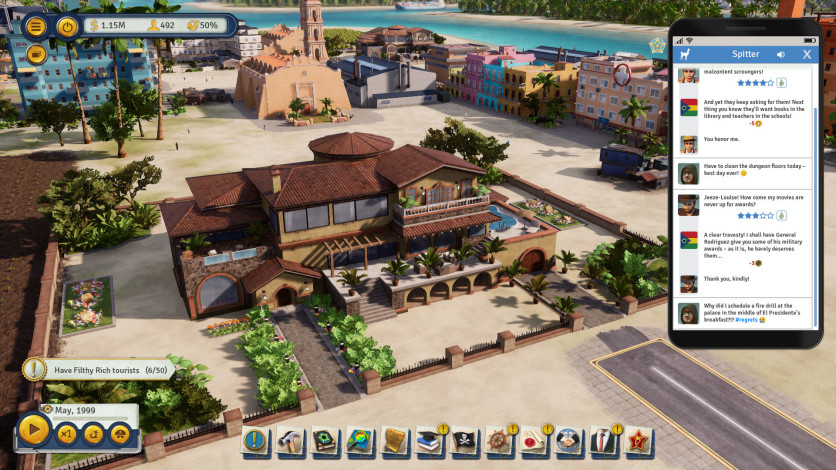 Screenshot 13 - Tropico 6 - Spitter