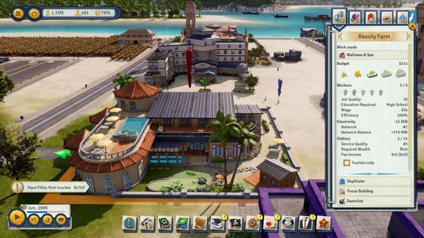 Screenshot 11 - Tropico 6 - Spitter